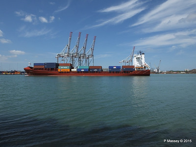 CANOPUS Arriving Southampton PDM 21-05-2015 13-01-27