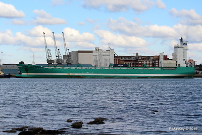 CHRISTOPHER Arriving Southampton PDM 11-10-2016 14-39-08