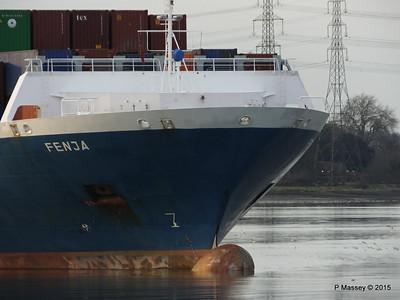 FENJA Outbound Southampton PDM 17-01-2015 15-49-043