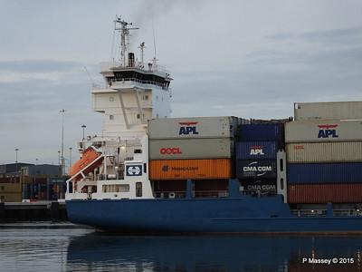 FENJA Outbound Southampton PDM 17-01-2015 15-53-01