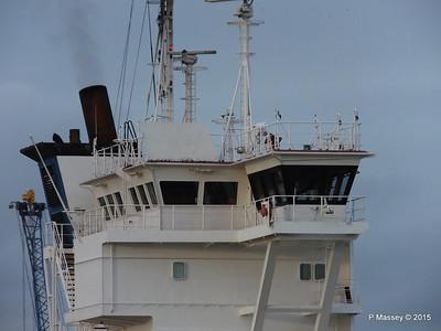 FENJA Outbound Southampton PDM 17-01-2015 15-54-17
