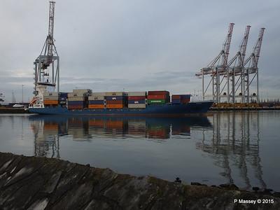 FENJA Outbound Southampton PDM 17-01-2015 15-52-30