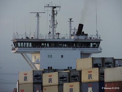 FENJA Outbound Southampton PDM 17-01-2015 15-49-50