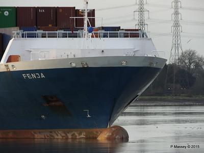 FENJA Outbound Southampton PDM 17-01-2015 15-49-41