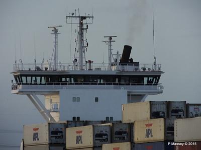 FENJA Outbound Southampton PDM 17-01-2015 15-49-55