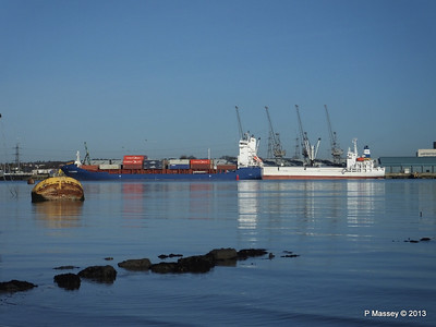 ICE RUNNER Arriving Southampton PDM 29-12-2013 12-17-57