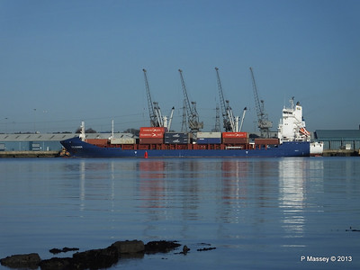 ICE RUNNER Arriving Southampton PDM 29-12-2013 12-17-35
