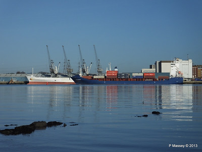 ICE RUNNER Arriving Southampton PDM 29-12-2013 12-17-12