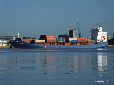 ICE RUNNER Arriving Southampton PDM 29-12-2013 12-14-56