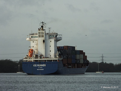 ICE RUNNER Arriving Southampton PDM 20-12-2013 12-16-49