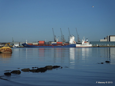 ICE RUNNER Arriving Southampton PDM 29-12-2013 12-17-44