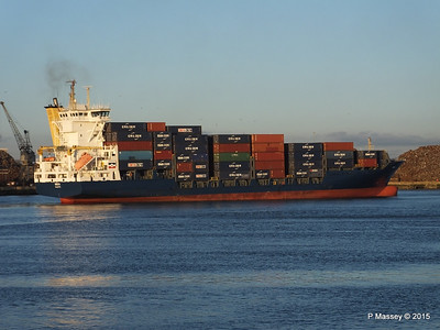 18 Jan 2015 INDIA Outbound Southampton