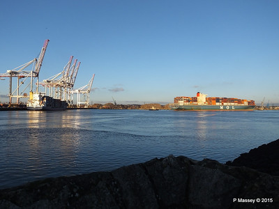 MOL CHARISMA INDIA Outbound Southampton PDM 18-01-2015 15-53-007