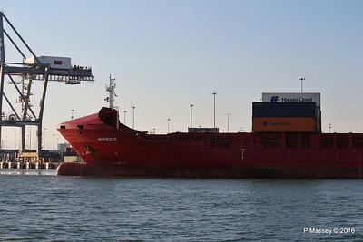 MARNEDIJK Departing Southampton PDM 12-08-2016 20-03-39