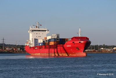 MARNEDIJK Departing Southampton PDM 12-08-2016 20-06-55