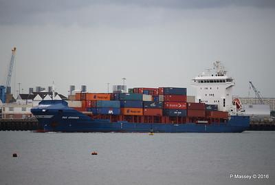 WMS GRONINGEN Arriving Southampton PDM 04-08-2016 18-43-50