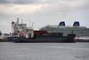 X-PRESS SHANNON outbound BRITANNIA Southampton PDM 16-07-2017 16-01-27