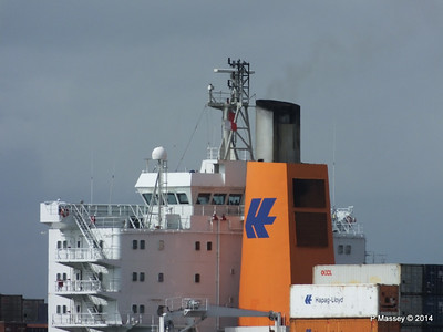 BOSTON EXPRESS Arriving Southampton PDM 05-07-2014 16-22-36