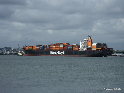 BOSTON EXPRESS Arriving Southampton PDM 05-07-2014 16-21-44