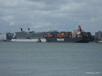 BOSTON EXPRESS Passing CELEBRITY ECLIPSE Southampton PDM 05-07-2014 16-25-50