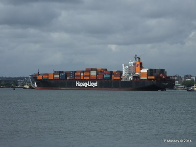 BOSTON EXPRESS Arriving Southampton PDM 05-07-2014 16-22-10