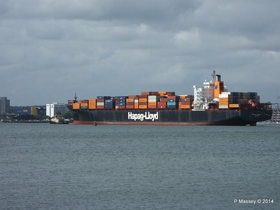 BOSTON EXPRESS Arriving Southampton PDM 05-07-2014 16-22-48