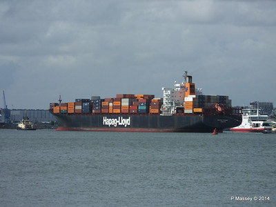 BOSTON EXPRESS Arriving Southampton PDM 05-07-2014 16-24-11