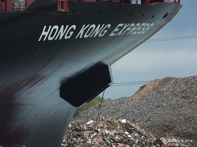 HONG KONG EXPRESS Southampton PDM 24-10-2014 14-59-53