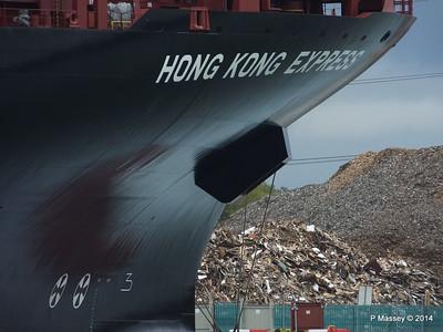 HONG KONG EXPRESS Southampton PDM 24-10-2014 15-00-00