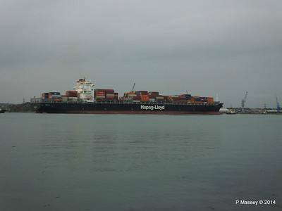 HOUSTON EXPRESS Departing Southampton PDM 19-07-2014 19-41-33
