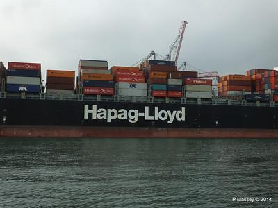 HOUSTON EXPRESS Departing Southampton PDM 19-07-2014 19-29-59