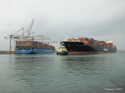 HOUSTON EXPRESS HYUNDAI AMBITION Southampton PDM 19-07-2014 19-32-45