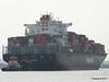 HOUSTON EXPRESS Departing Southampton PDM 19-07-2014 19-20-45