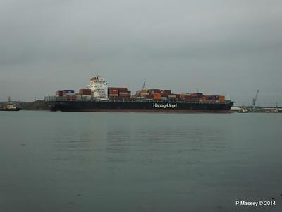 HOUSTON EXPRESS Departing Southampton PDM 19-07-2014 19-41-39