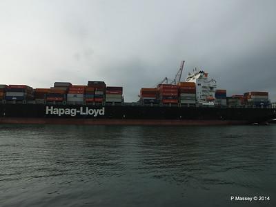 HOUSTON EXPRESS Departing Southampton PDM 19-07-2014 19-29-17