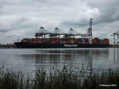 KUALA LUMPUR EXPRESS Southampton PDM 16-07-2014 16-00-01