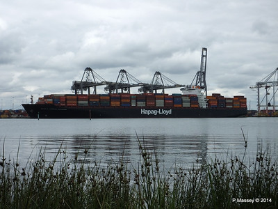 KUALA LUMPUR EXPRESS Southampton PDM 16-07-2014 15-47-15