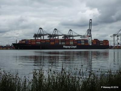 KUALA LUMPUR EXPRESS Southampton PDM 16-07-2014 16-00-001