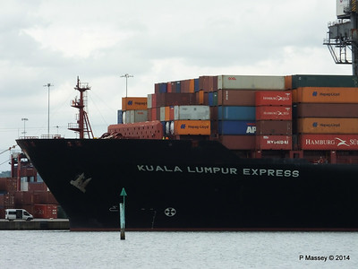 KUALA LUMPUR EXPRESS Southampton PDM 16-07-2014 15-47-31