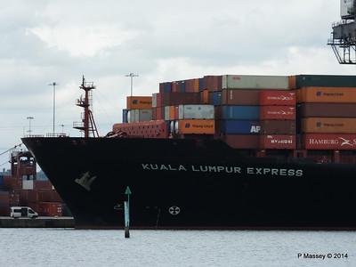 KUALA LUMPUR EXPRESS Southampton PDM 16-07-2014 15-47-34