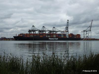KUALA LUMPUR EXPRESS Southampton PDM 16-07-2014 16-02-09