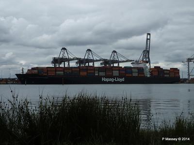KUALA LUMPUR EXPRESS Southampton PDM 16-07-2014 15-45-36
