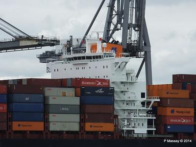 KUALA LUMPUR EXPRESS Southampton PDM 16-07-2014 16-00-07