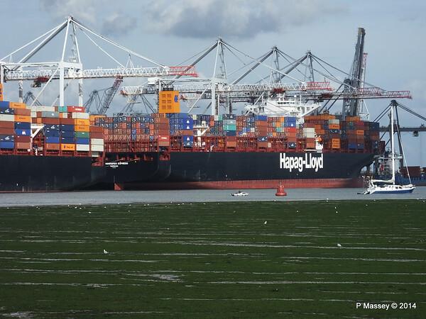 LUDWIGSHAFEN EXPRESS Southampton PDM 09-08-2014 17-34-04