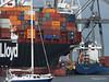 LUDWIGSHAFEN EXPRESS KATHARINA B Southampton PDM 09-08-2014 17-38-31