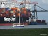 LUDWIGSHAFEN EXPRESS KATHARINA B Southampton PDM 09-08-2014 17-38-39