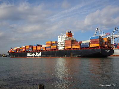 SEOUL EXPRESS Arriving Southampton PDM 24-02-2016 11-29-09