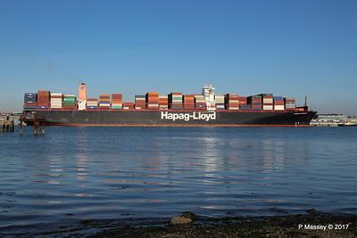 ULSAN EXPRESS Outbound Southampton PDM 18-02-2017 14-46-30