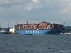 HYUNDAI AMBITION Departing Southampton PDM 20-07-2014 17-14-43