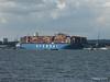HYUNDAI AMBITION Departing Southampton PDM 20-07-2014 17-14-19